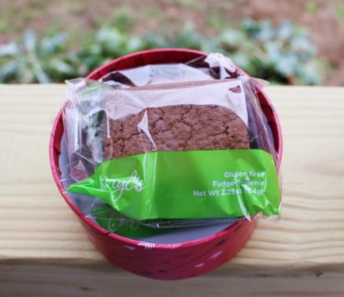 Cheryl's gluten free brownies