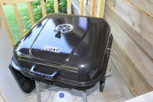 tips for using a charcoal grill