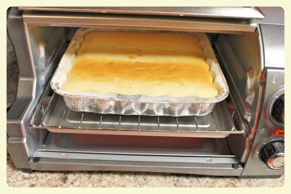 Easy Reach 4 Slice Toaster Oven With Roll Top Door