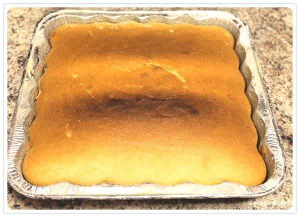 cake for raspberry trifle