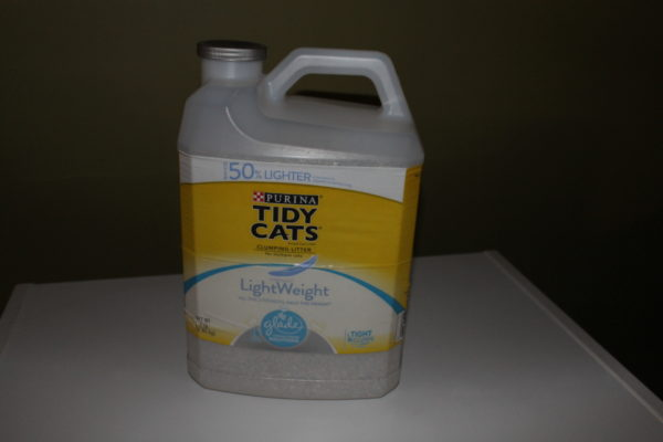 Tidy Cats® Lightweight Cat Litter