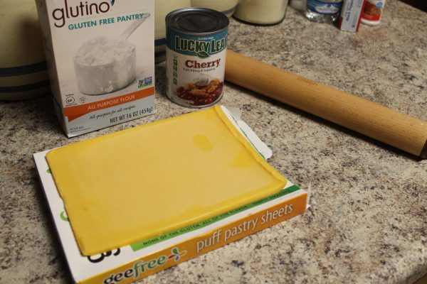 GeeFree Gluten Free Puff Pastry