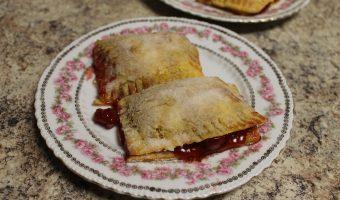 Quick Gluten Free Cherry Turnovers Recipe
