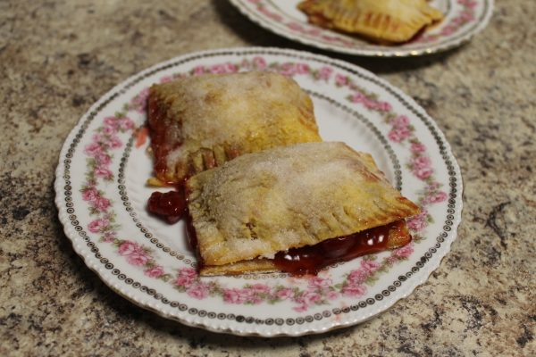 gluten free cherry turnovers
