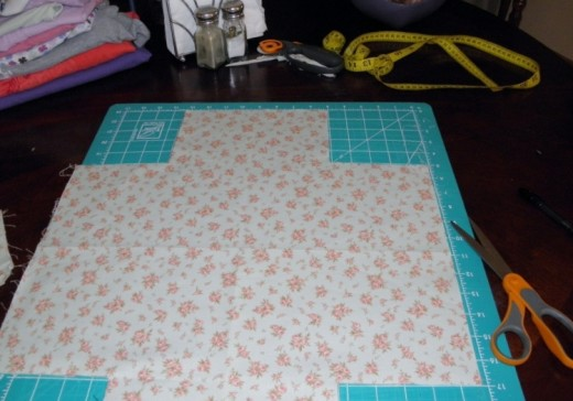 cut out squares