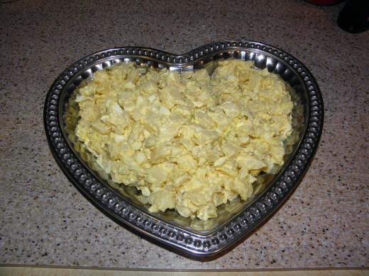 Mom's Home Made Potato Salad