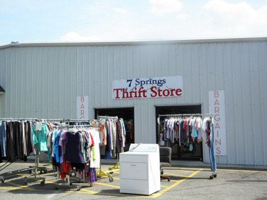 7 springs thrift store oxford al