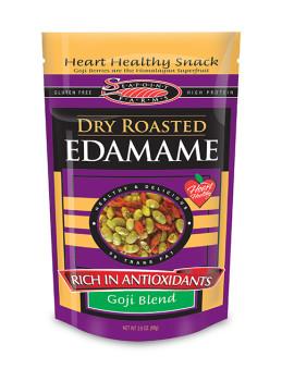 SPF Dry Roasted Edamame Goji Blend 711575102203
