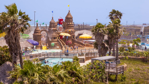 Schlitterbahn Sandcastle Cove (photo courtesy of Schlitterbahn)