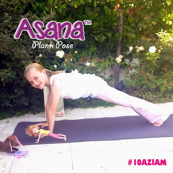 2015 Holiday Gift Guide: #10Aziam Girlz Yoga Dolls