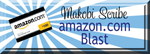 Win a $100 Amazon Gift Code From Makobi Scribe