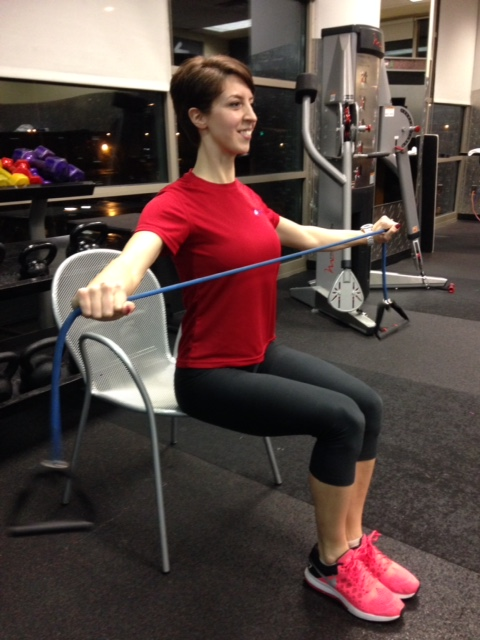 24 hour fitness expert gives exercise tips for disabled