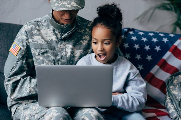 benefits of home school for military families