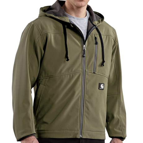 Carhartt Hooded Soft Shell Jacket