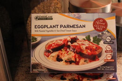 Cedar Lane Eggplant Parmesan