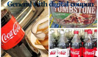 Coca-Cola™ And Tombstone Pizza Make a Great Dinner Combination