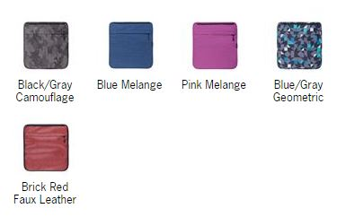 Color choices for the