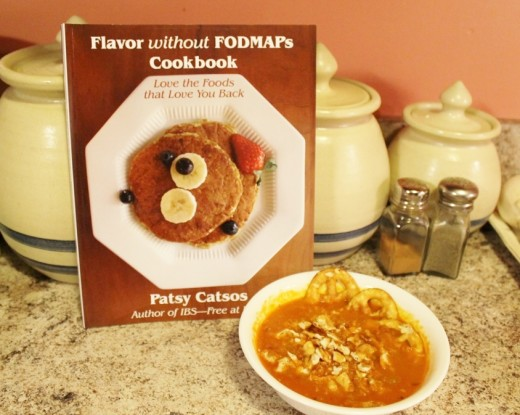 Flavor without FODMAPs: Love the Food that Loves You Back by Patsy Catsos