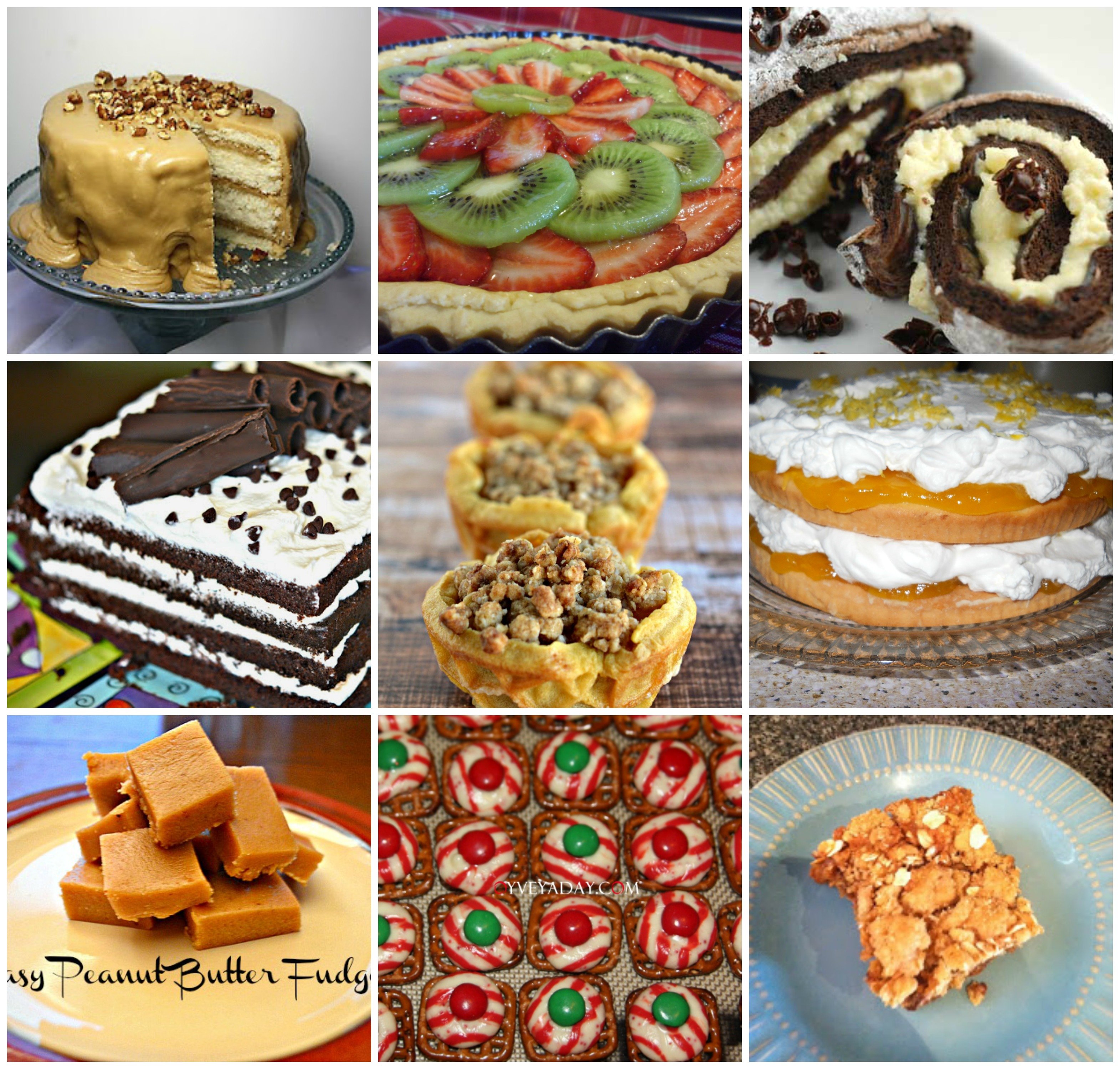 9 Yummy Easy Desserts For Christmas
