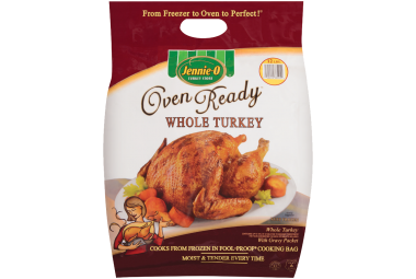 Oven Ready Turkey From Jennie-O and a Giveaway