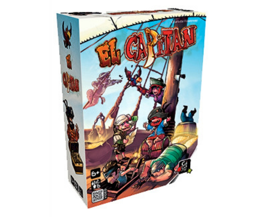 New Family Games From Gigamic