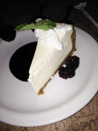 Wildberry Cheesecake