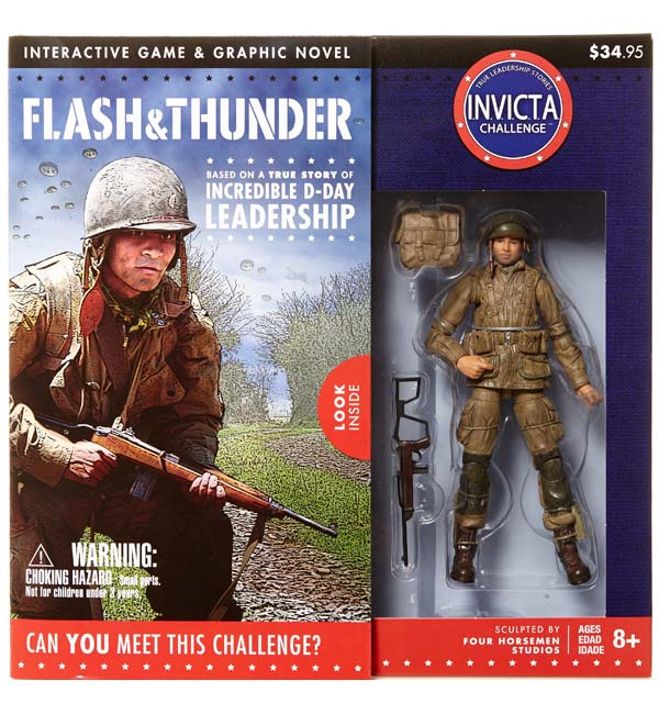 2015 Holiday Gift Guide: Flash and Thunder from Invicta Challenge