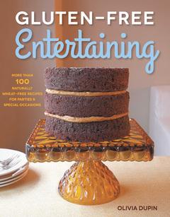 Gluten Free Entertaining paperback $19.99