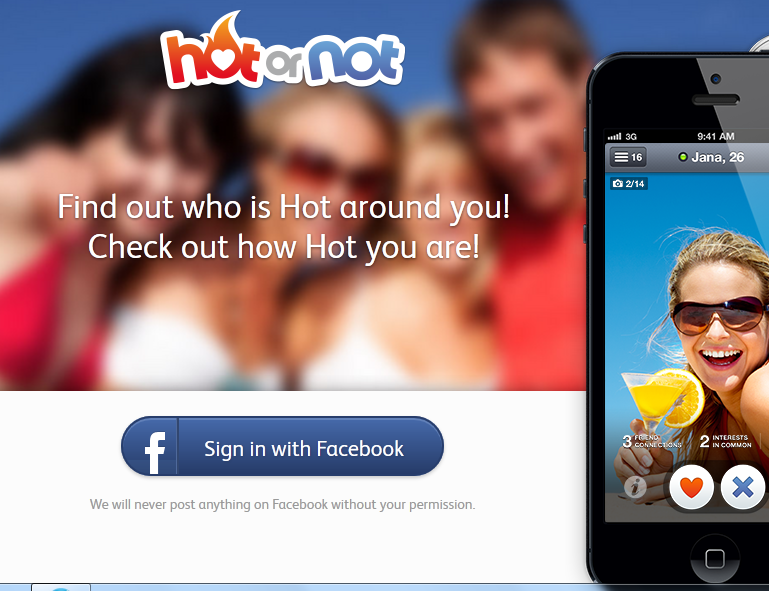 Have You Seen This App? Hot or Not - FabGrandma
