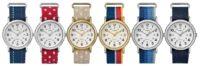 Timex Weekender Denim watches