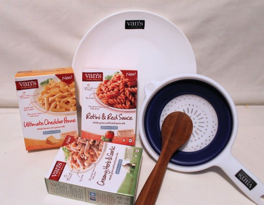 Gluten Free Whole Grain Pasta