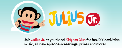 kidgets club julius jr