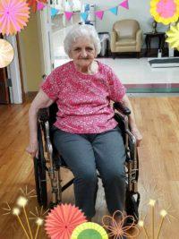 mama at 88