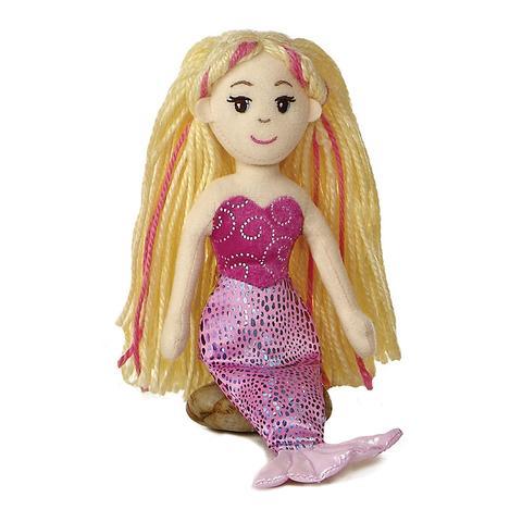 plush toy mermaid