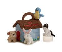 Baby animals plush