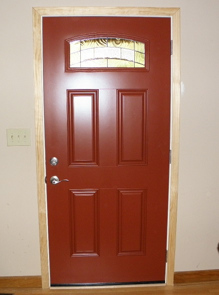 update your old home with a new door