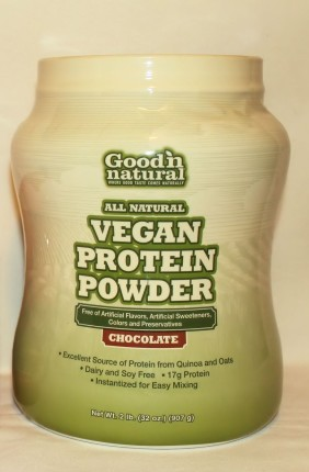 All Natural Vegan Protein Powder