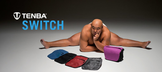 The Tenba Switch Camera Bag