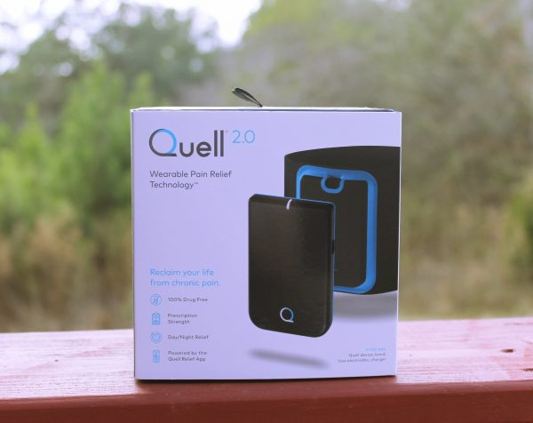 Quell 2.0 pain relief