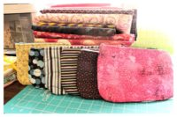 little zipper pouches