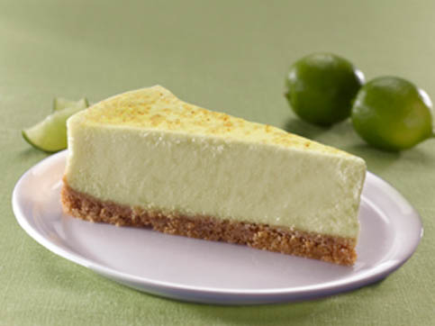 Eli's Cheesecake Key Lime Skinny Cheesecake: Only 150 calories a slice.