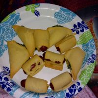 GeeFree Gluten Free Spanokopita In Puff Pastry