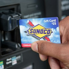 Sunoco Gas Gift Cards