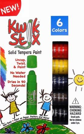 6 count package Kwik Stix