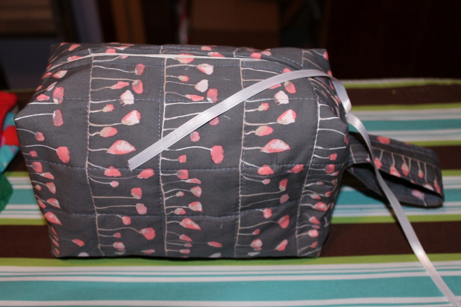 Making a Toiletry Bag For My Next Trip