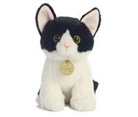 Tuxedo Pluse Kitten Plush