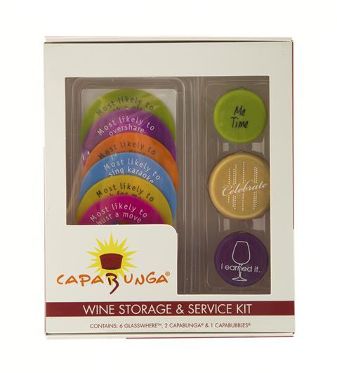 The Capabunga Gift Set