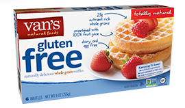 Today Is National Waffle Day & I Am Celebrating With A Van's Gluten Free Waffle Giveaway!