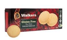 Walker's Gluten Free Shortbread