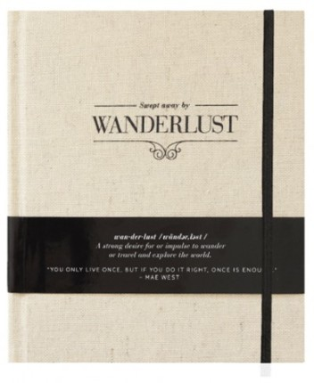 Swept Away by Wanderlust by Axel
